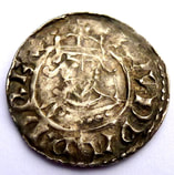 Edward the Confessor Facing Bust Penny Leicester minte